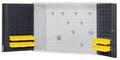 KAPPES®RasterPlan Hängeschrank Modell 20 HxBxT 620x920x335mm, Schlitzplattentüren | günstig bestellen bei assistYourwork