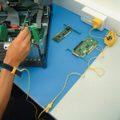 Benchstat ESD-Matte IS020004 aus PVC, blau, 0,6 m x 1,20 m   günstig bestellen bei assistYourwork