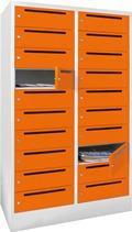Postverteilerschrank 21265-204-441 1850x830x500mm EXTRA BREIT | günstig bestellen bei assistYourwork