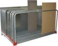 Tafelregal 2030x1000x800mm, 9 Fächer á 45mm breit | günstig bestellen bei assistYourwork