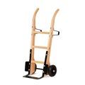 Holzsackkarre -120- mit Flachstahlschaufel und Holzsprossen | günstig bestellen bei assistYourwork
