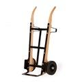 Holzsackkarre -141- mit Flachstahlschaufel über die gesamte Höhe | günstig bestellen bei assistYourwork