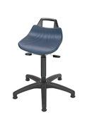 Stehhilfe Extrem bequem mit Sitzfläche aus geschäumten Kunststoff | günstig bestellen bei assistYourwork