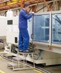 ZUBEHÖR: Federbremsrollen für Maschinentritt, VPE = 4 Stk. | günstig bestellen bei assistYourwork