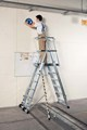 Zarges Teleskop-Plattformleiter 41326, 7 Sprossen, Modell ZAP Telemaster S | günstig bestellen bei assistYourwork