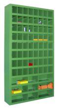 Fächerregal 1800x1000x500mm, 73 Fächer (105x120,335x120,220x120) | günstig bestellen bei assistYourwork