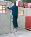 ZARGES Sprossen- Anlegeleiter 44807, 7 Sprossen Z200   günstig bestellen bei assistYourwork