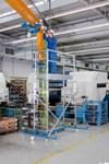 ZAP- Arbeitsbühne, höhenverstellbar, Plattformhöhe bis 2,46 m | günstig bestellen bei assistYourwork