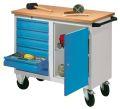PAVOY Montagewagen mit 6 Schubladen und Schrankfach | günstig bestellen bei assistYourwork