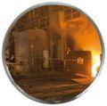 hitzebeständiger Spiegel 600mmØ, mit Universalhalterung | günstig bestellen bei assistYourwork