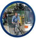 Rundspiegel 320mm Ø für Fahrradfahrer  | günstig bestellen bei assistYourwork