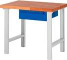 Werkbank Basic-7 mit Schublade 150 mm hoch HxBxT: 840 x 1000 x 700 mm | günstig bestellen bei assistYourwork