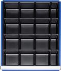 Schubladen-Einteilungs-Set-L HxBxT-90 x 490 x 560 mm | günstig bestellen bei assistYourwork