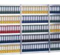 Archivregal 2500x875x300mm, einseitig, Grundfeld. 7 Fachböden je 250kg  | günstig bestellen bei assistYourwork