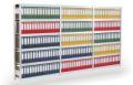 Archivregal 2500x1285x300mm, einseitig, Grundfeld. 7 Fachböden je 250kg  | günstig bestellen bei assistYourwork