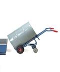 FETRA Fasskarren Typ 306V, 2078, 300kg Tragkraft mit 2 Stützrädern, Vollgummi-Bereifung | günstig bestellen bei assistYourwork