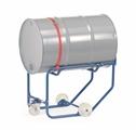 FETRA fahrbarer Fasskipper 2013, 250kg Tragkraft ohne Hebelstange | günstig bestellen bei assistYourwork