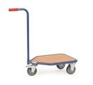FETRA Griffroller KF23 mit 3 Rädern Holzplattform, Tragkraft 200 kg | günstig bestellen bei assistYourwork