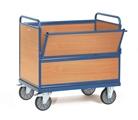 FETRA Holzkastenwagen 2872, 1000x700mm Tragkraft 600kg | günstig bestellen bei assistYourwork