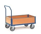 FETRA Kastenwagen 2561, 1000x600mm Tragkraft 600kg, Holzwände | günstig bestellen bei assistYourwork
