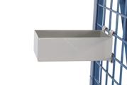 FETRA Materialkasten 1306, 250x150x80mm für Werkstückwagen 1301, Zubehör | günstig bestellen bei assistYourwork