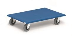 FETRA Möbelroller 2358, 800x600x175mm Tragkraft 500kg | günstig bestellen bei assistYourwork