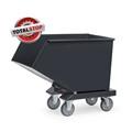 FETRA Muldenkipper 4702-7016, 1214x669x708mm Tragkraft 750kg, 450 l Inhalt | günstig bestellen bei assistYourwork