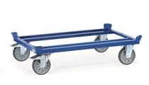 FETRA Paletten-Fahrgestell 22800, für Paletten 1000x800mm Tragkraft 750kg, TPE-Bereifung | günstig bestellen bei assistYourwork