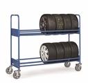 FETRA Reifenwagen 4588, Tragkraft 500kg Ladefläche 1860x618mm | günstig bestellen bei assistYourwork