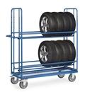 FETRA Reifenwagen 4596, Tragkraft 400kg Ladefläche 1420x610mm | günstig bestellen bei assistYourwork