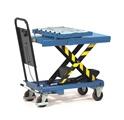 FETRA Rollenbahn mit Kugeldrehkranz 6891 Tragkraft 500kg | günstig bestellen bei assistYourwork