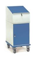 FETRA Rollpult 2448, 650x550mm,Tragkraft 150kg, Schrank und Schreibpult-Aufsatz  | günstig bestellen bei assistYourwork