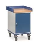 FETRA Rollschrank 2445, 650x550mm Tragkraft 150kg, mit Umrandung  | günstig bestellen bei assistYourwork