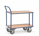 FETRA Tischwagen 2602, 1000x700mm mit 2 Etagen, Tragkraft 400kg | günstig bestellen bei assistYourwork
