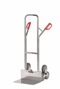 FETRA Alu-Treppenkarre AK1326, TPE-Bereifung, Tragkraft 200kg, extra breite Schaufel | günstig bestellen bei assistYourwork