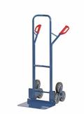 FETRA Stahlrohr - Treppenkarre TK1326, 200kg Tragkraft, breite Schaufel | günstig bestellen bei assistYourwork