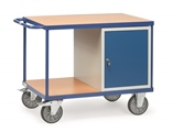 FETRA Werkstattwagen 2433, 1250x800mm mit 1 Unterschrank | günstig bestellen bei assistYourwork
