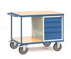 FETRA Werkstattwagen 2474, 1050x700mm mit 4 Schubladen | günstig bestellen bei assistYourwork