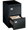 Schubladenschrank für Hängeregistratur 2 Auszüge | günstig bestellen bei assistYourwork