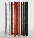 Dachleiter 40395, 2 m lang, Aluminium natur, 7 Sprossen | günstig bestellen bei assistYourwork