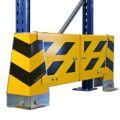 Rammschutzplanke 880-1320mm  verstellbar für Einfachregalreihen | günstig bestellen bei assistYourwork
