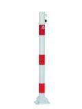 Absperrpfosten Ø 60mm umlegbar für Vorhängeschloß,Modell 460UVB | günstig bestellen bei assistYourwork