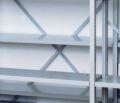 BISLEY Kreuzdiagonale 08BRCBK3 zu BISLEY Steckregal 1107mm hoch | günstig bestellen bei assistYourwork