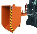 Kippbehälter TYP GU 2000 lackiert - orange 2,00m³ | günstig bestellen bei assistYourwork