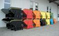 Kippbehälter Typ BK 60 lackiert 0,60m³ | günstig bestellen bei assistYourwork