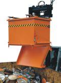 Klappbodenbehälter TYP SB 750 lackiert 0,75m³ | günstig bestellen bei assistYourwork