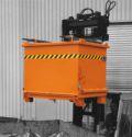 Klappbodenbehälter TYP SB 1500 lackiert 1,50m³ | günstig bestellen bei assistYourwork