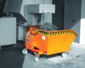Spänebehälter Typ SGU 100 lackiert 1,00m³ | günstig bestellen bei assistYourwork