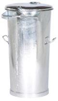 verzinkter System-Mülleimer 110 Liter nach DIN 6628-6629 | günstig bestellen bei assistYourwork