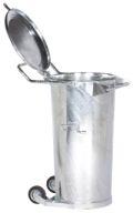 verzinkter System-Mülleimer 110 Liter nach DIN 6628-6629, fahrbar | günstig bestellen bei assistYourwork